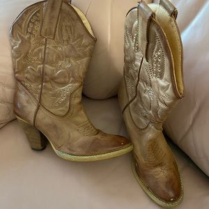Very Volatile Cowgirl Boots
